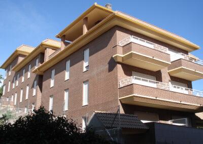 Edificio C/ Marqués de Santillana