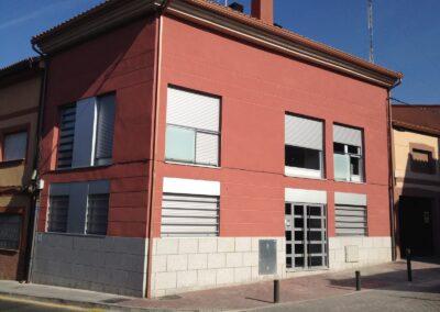 Edificio en calle Mayor – Algete