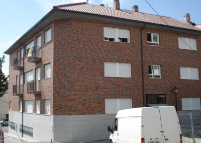 Edificio en Calle Cerca