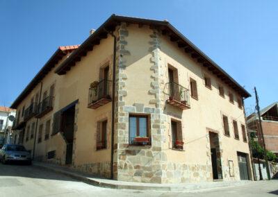 Casas Rústicas en Calle Desengaño