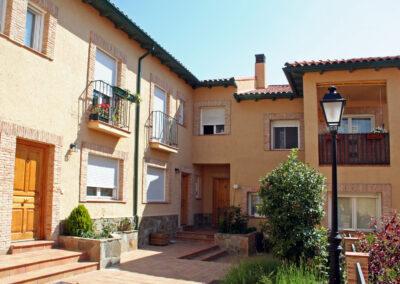 Casas Adosadas en Calle Desengaño