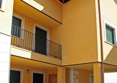 Edificio en Calle Álamo