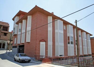 Edificio Avda Los Toreros