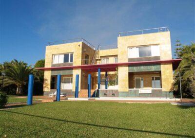 Villa Otero, Cabo Roig