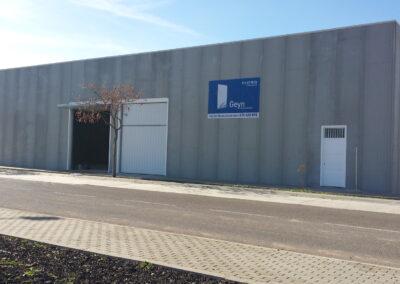Polígono industrial en Ciudad Real