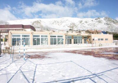Escuela infantil en Bustarviejo