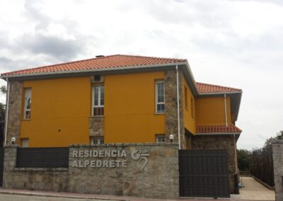 Residencia en Alpedrete