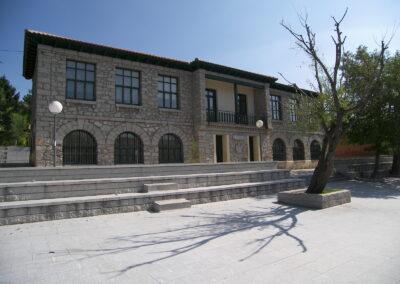 Rehabilitación biblioteca municipal